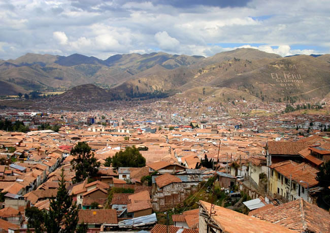 City Tour 4 Ruins Cusco  2017