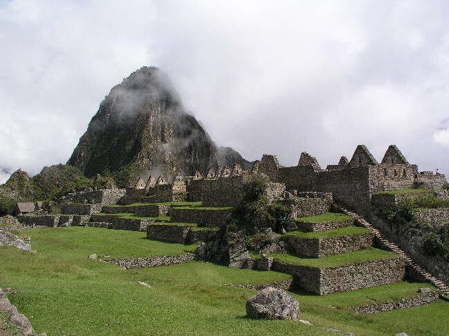 Visit machu picchu by train cusco peru