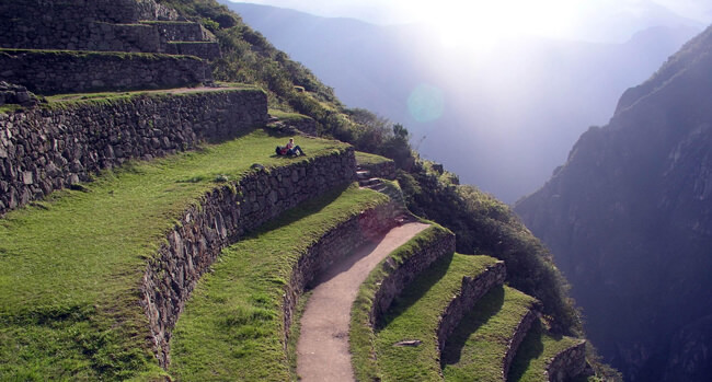 Machu picchu peru route 6 days