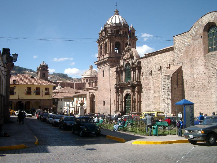 the Cathedral City Tour Cusco
