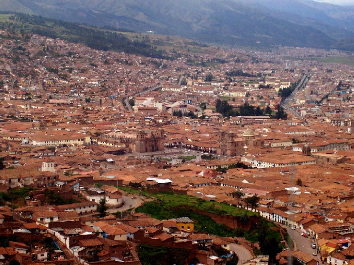 cusco peru City Tour Cusco 2019