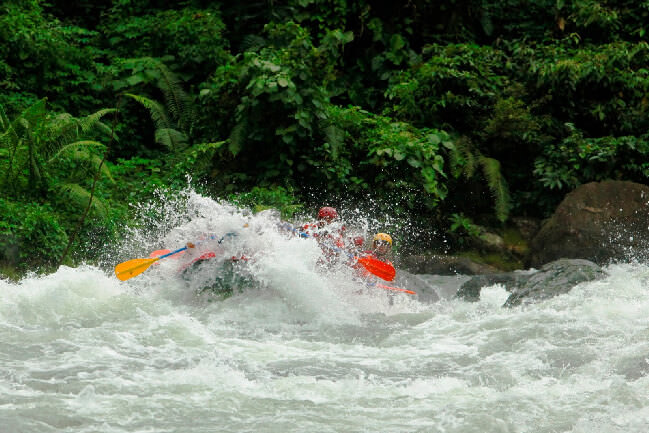 river Rafting 2017 peru cusco